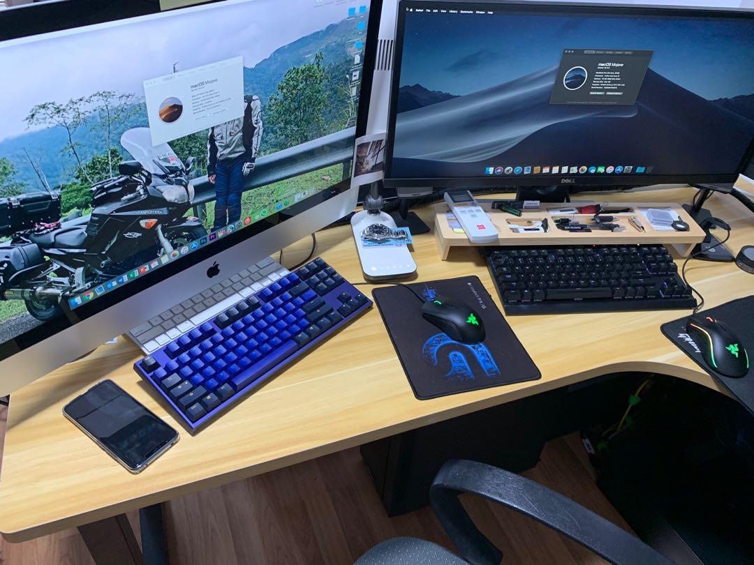 Asus TUF B360M+i5 8500 Hackintosh & Win10 dual boot