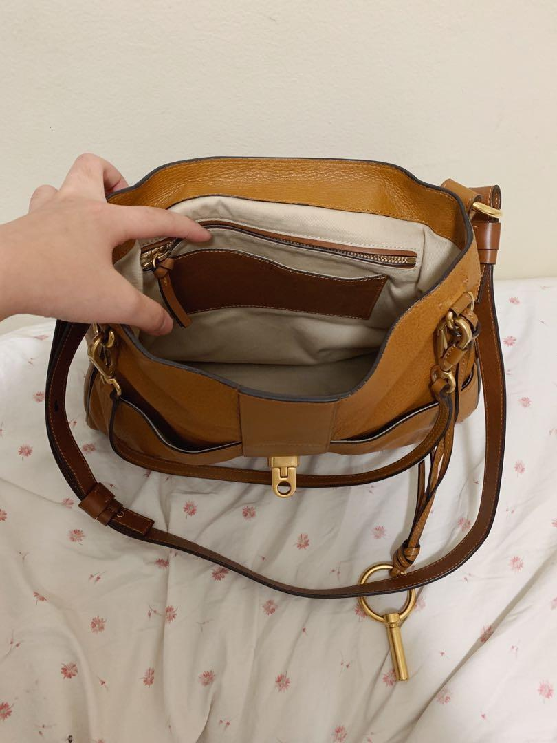 Authentic Chloe Lexa Bag