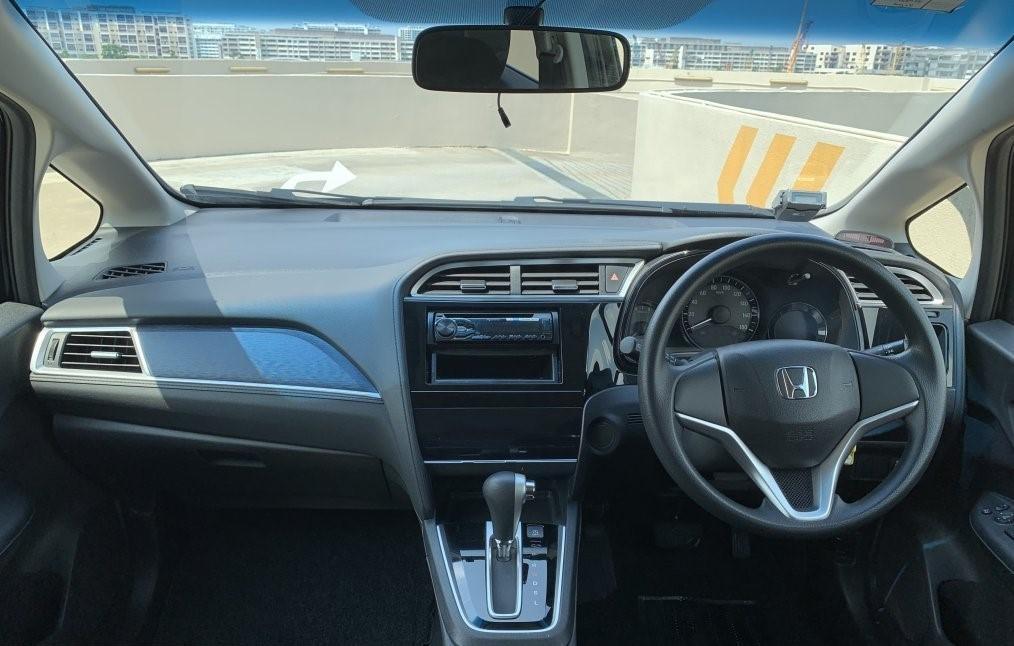 Brand New Honda Shuttle 1.5 Hybrid