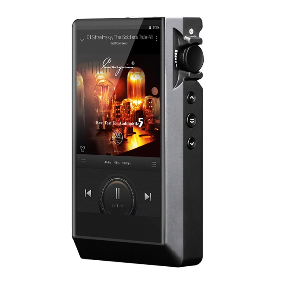 CAYIN | N6ii Hi-Res Audio Player