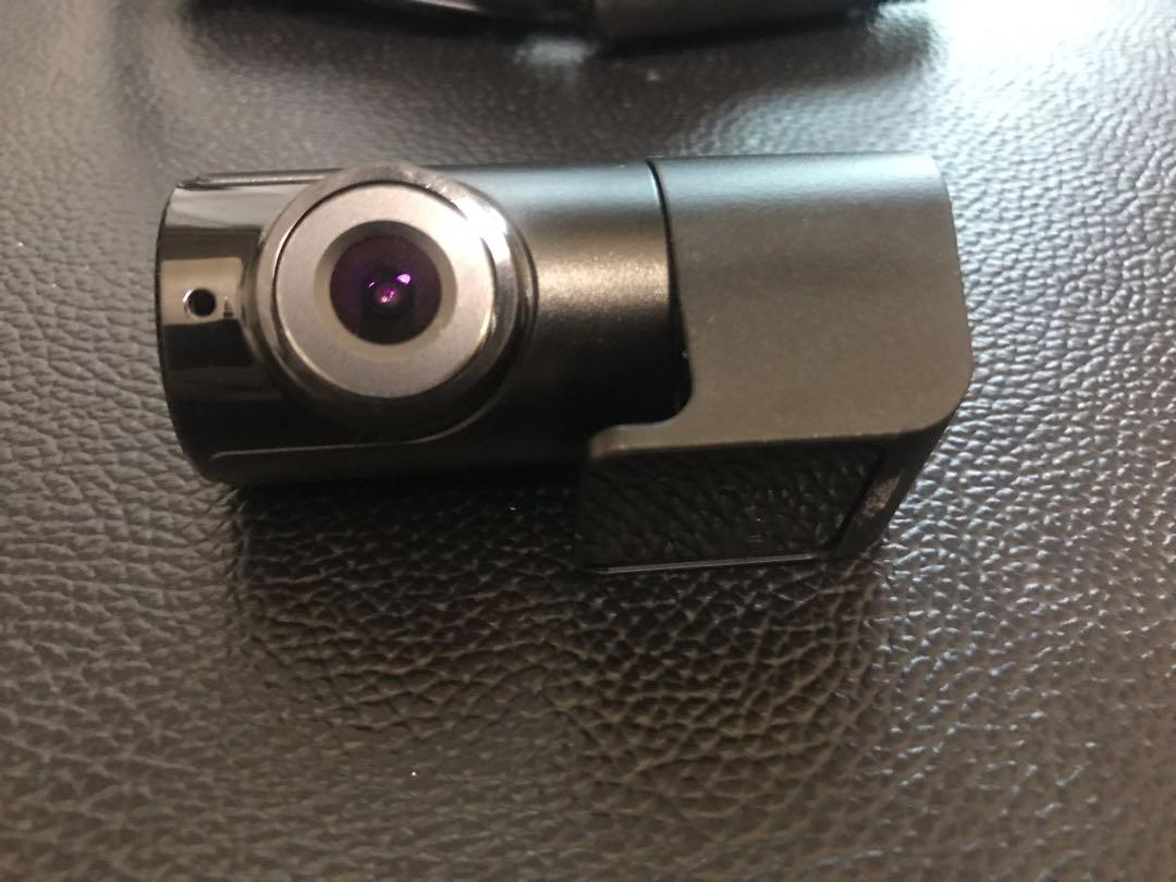 Close to brand new Thinkware F800 Pro 2 Channel Full HD Dash Cam.