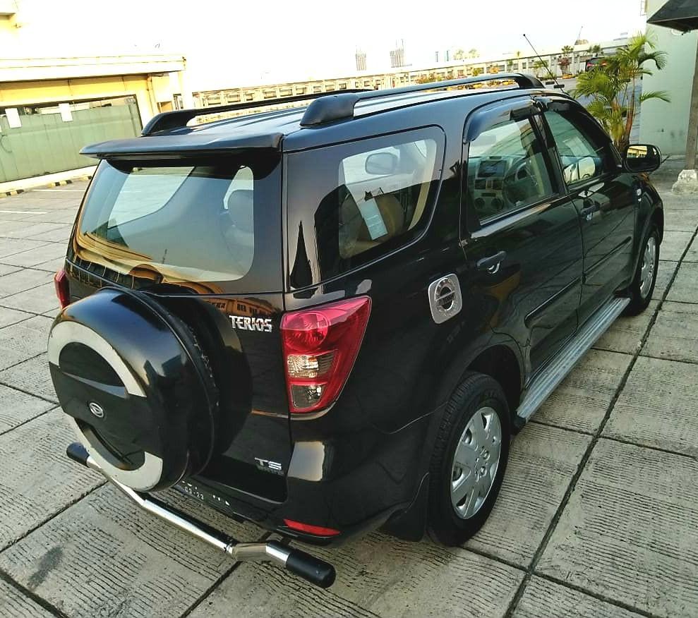 Daihatsu Terios Ts extra 1.5 MT 2008 SUV angs 1.5 jt