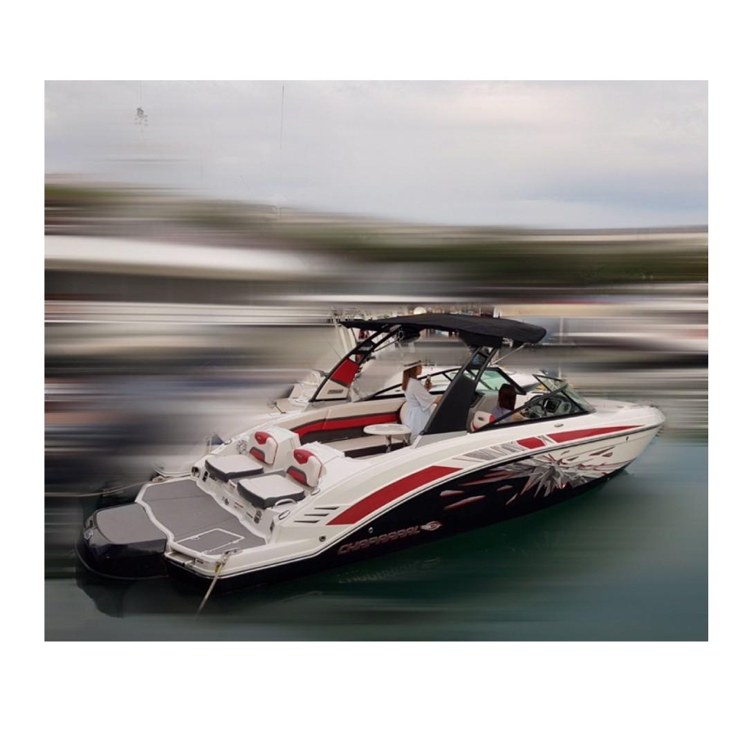 FIRE SALE!! 24FT CHAPARRAL CRUISER (2018) - BOAT