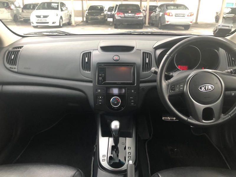 Grab/gojek/Ryde/Personal Usage Long/Short Term Honda Civic Kia Forte Car Rental Lease