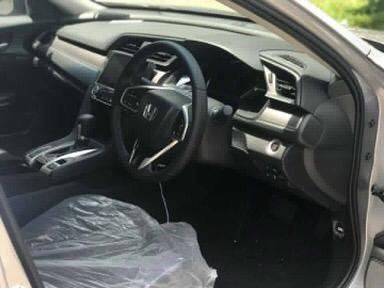 Honda Civic 1.8 Brand New Condition Available now for rent