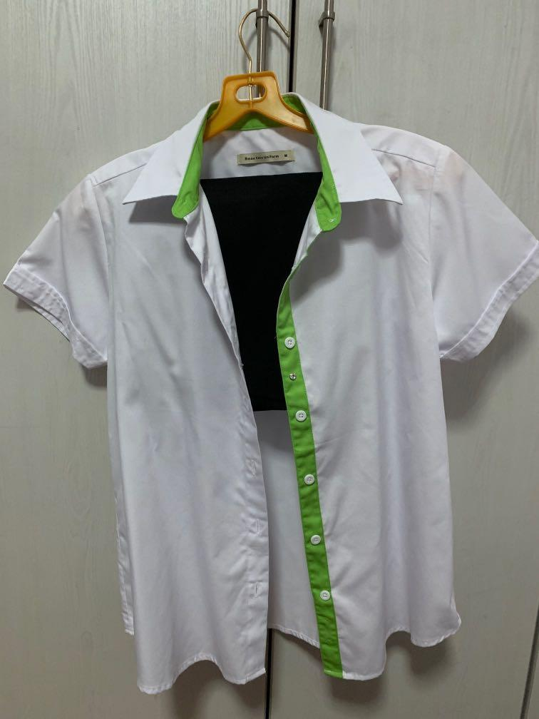 Ite Green Course Uniform Women S Fashion Clothes Others On Carousell