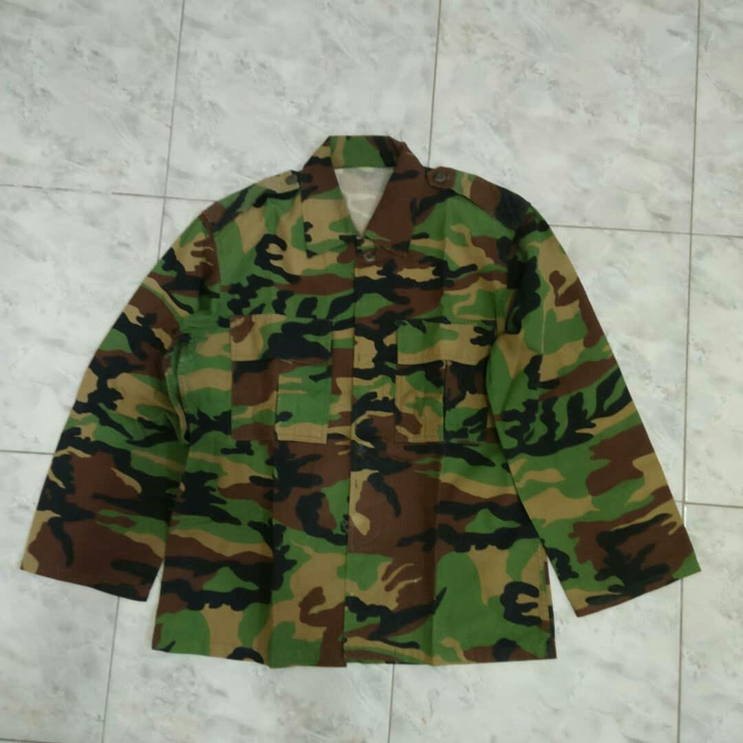 KOREAN ARMY SIZE L