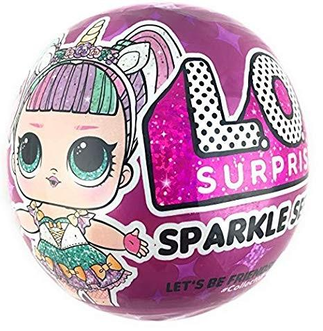 I Have 6 Available lol surprise sparkle series Sealed Ball $15 Each !