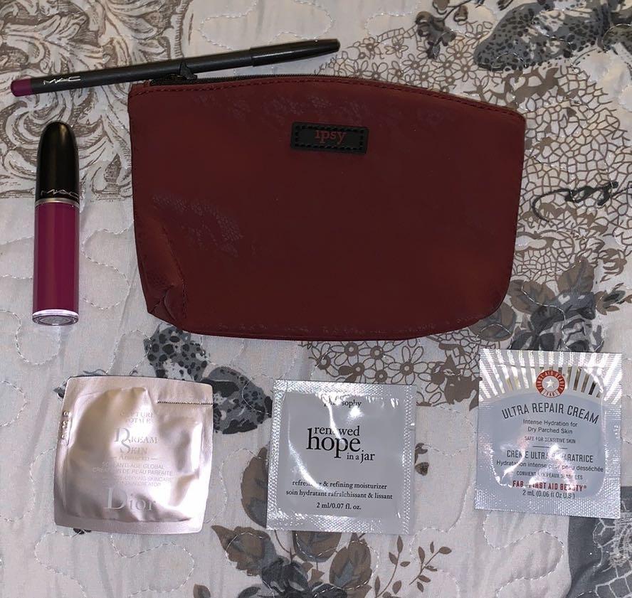 Mac Cosmetics Bundle with Free Samples & Makeup Bag