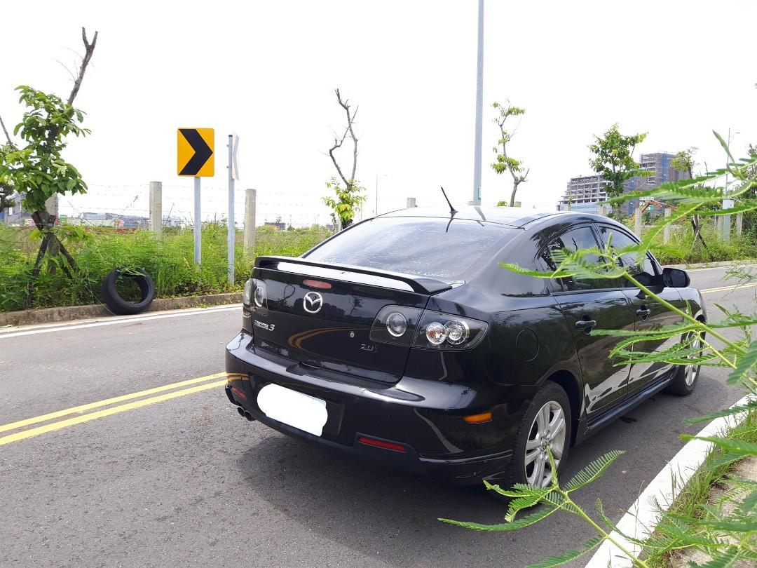 Mazda 3 【只賣好車,服務至上】【只要敢問,就是便宜】【熱門中古車】【全額貸款】【五大保證】