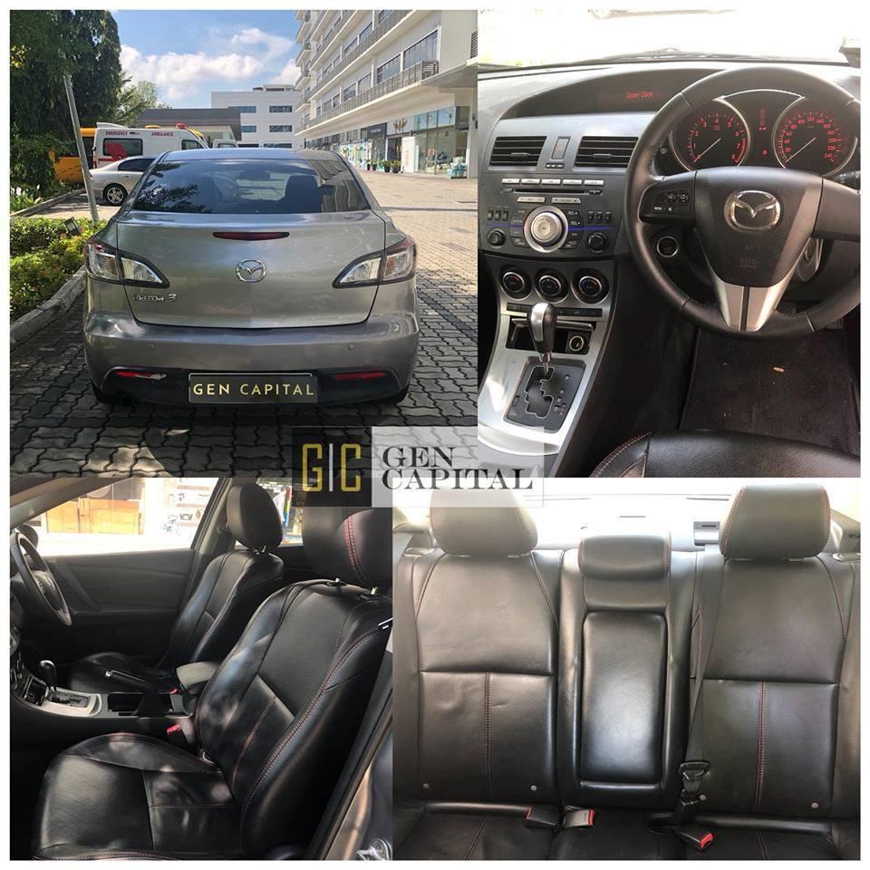 Mazda 3 luxury Fuel Efficient best deal in the market