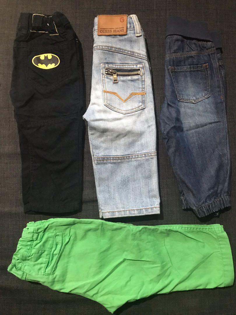 Mixed Boys Pants