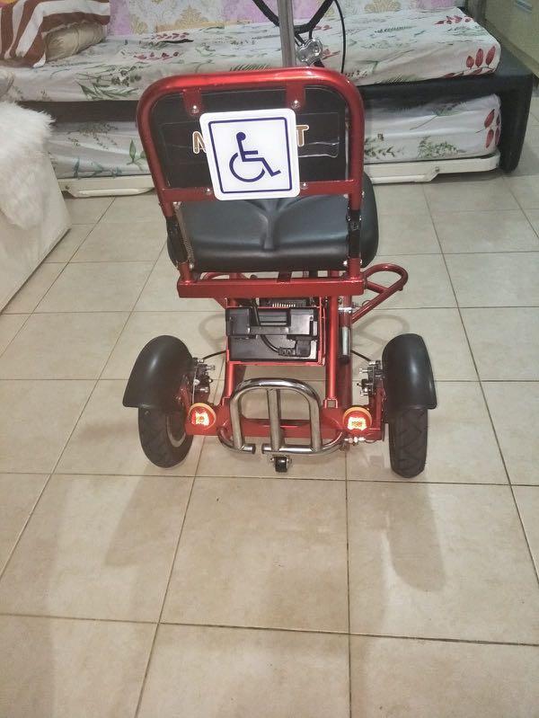 MOBOT FLEXI 2nd GEN(Wheelchair Elderly Scooter)