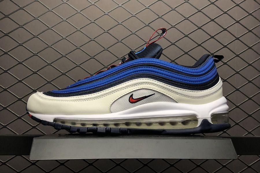 the latest e87d4 3d899 Nike Air Max 97 Obsidian White, Men's Fashion, Footwear ...