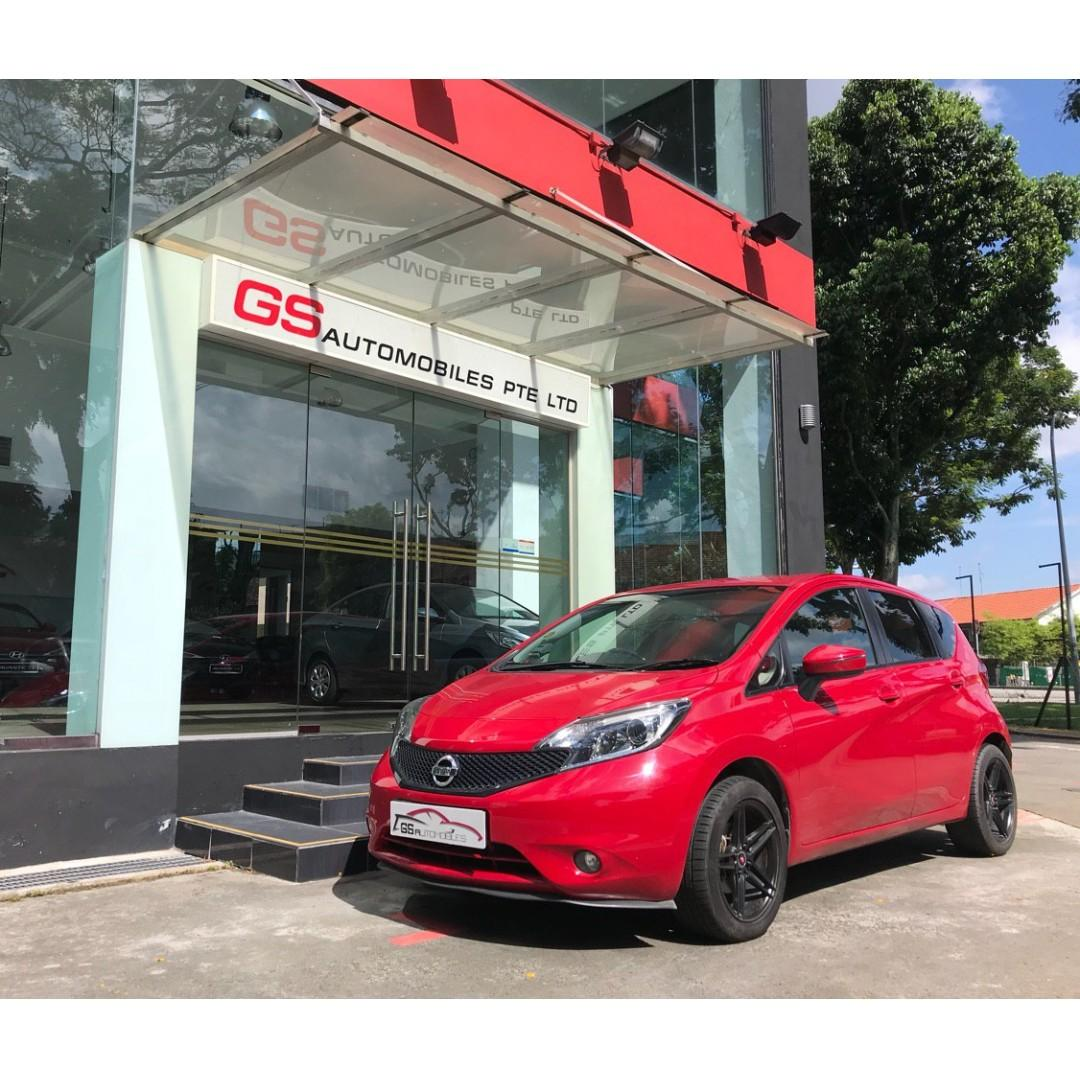 Nissan NOTE 1.2 DIG-S Auto