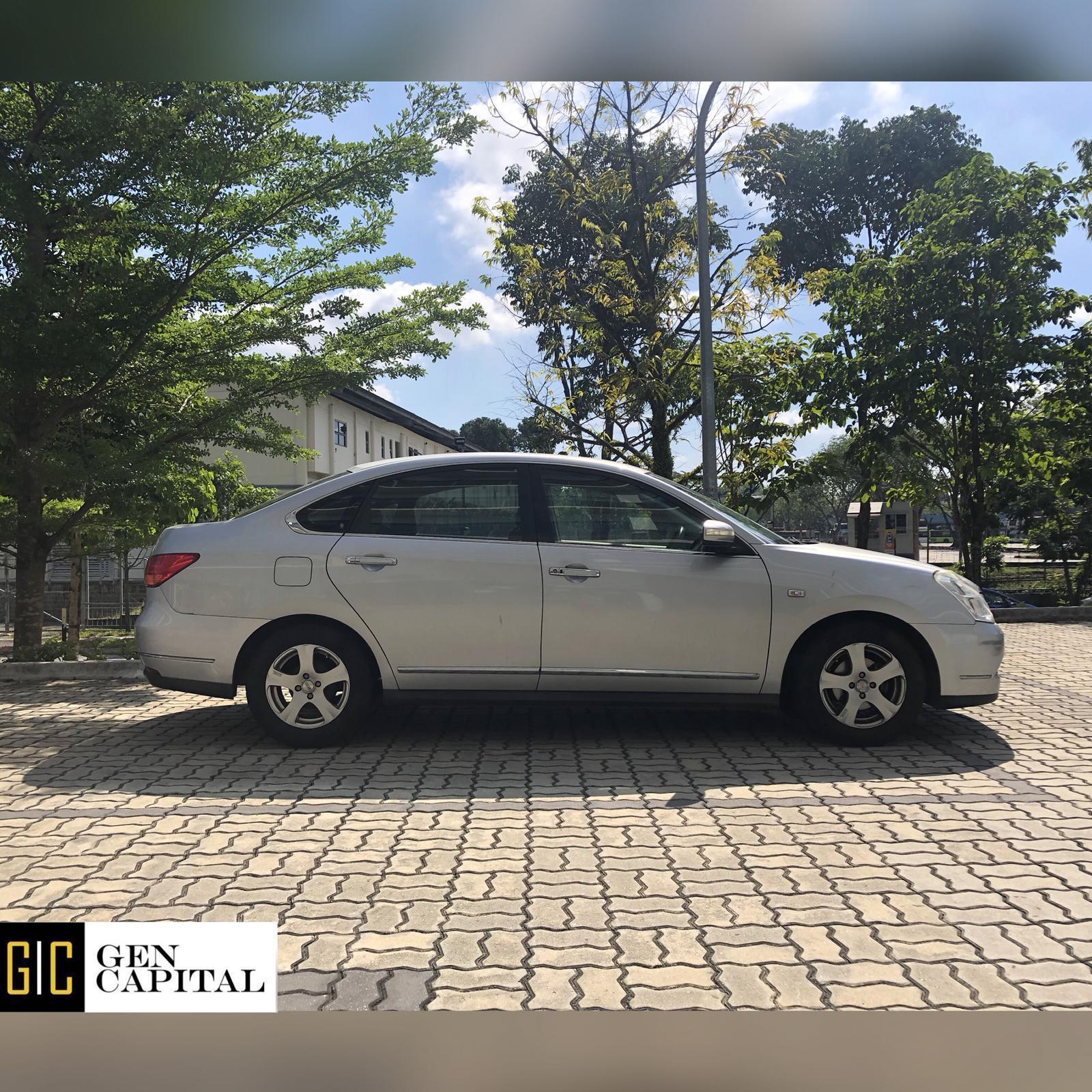 Nissan sylphy 1.5A Affordable Rental Car Svs, Grab Gojek Ryde Tada & Non PHV