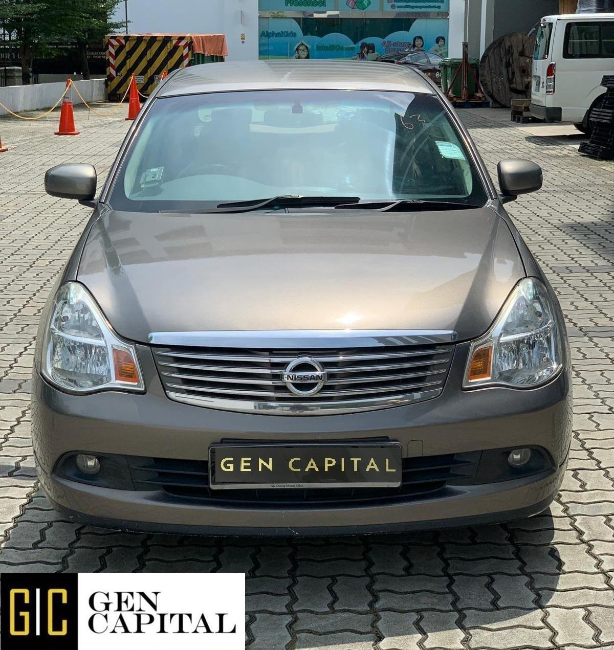 Nissan Sylphy 1.5A fuel efficient best deal in town!!