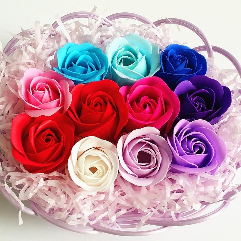Rose Soap Wedding Favor Doorgift Cenderahati Kahwin Bunga Sabun