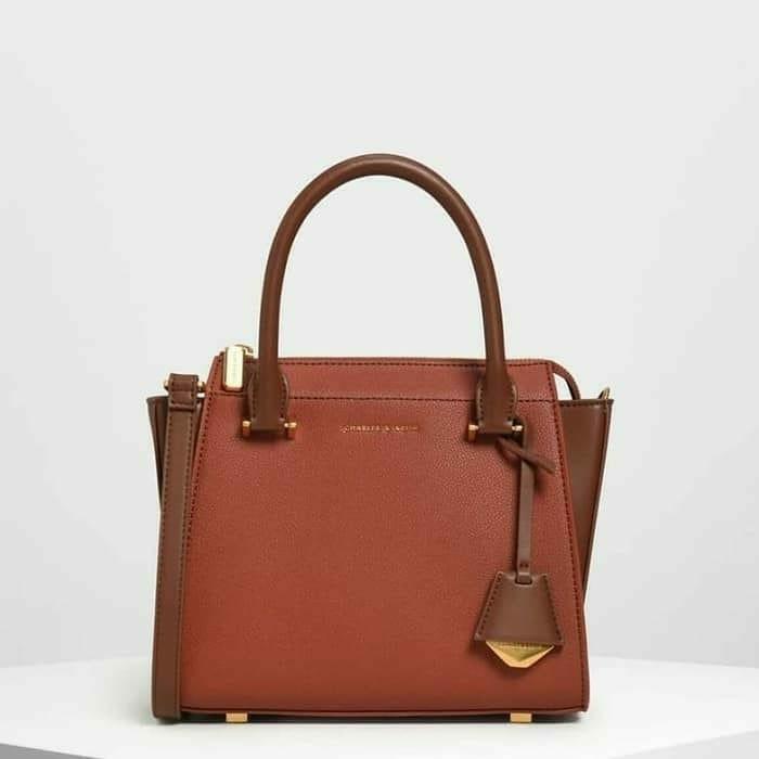 tas chatles and keith ck original top handle branded bag #maugopay #joinjuli