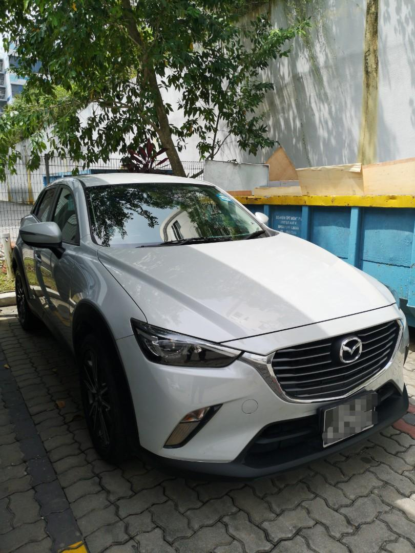 Toyota CHR Hybrid, Mazda CX3 Diesel, Honda Freed Hybrid for Grab, Gojek and Personal