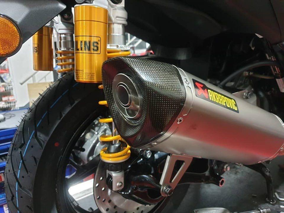 Under the spotlight #1: Yamaha Xmax