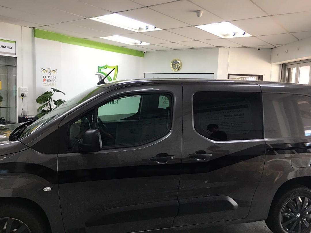 Van tint from $50! Privacy tint available! Call/PM now!
