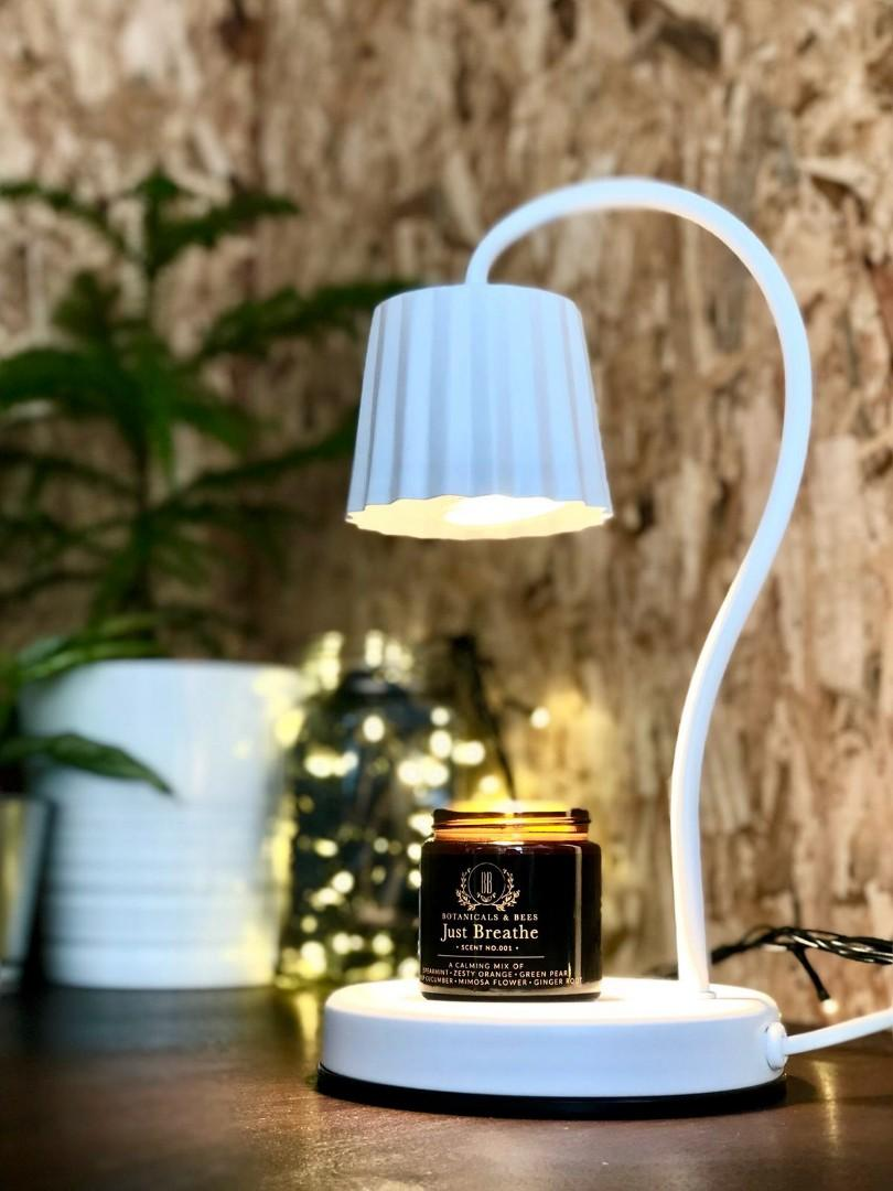 Last Piece Vintage Style Electric Candle Warmer Home Decor Furniture Home Decor Lighting Supplies On Carousell