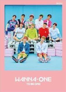 Wanna One 1st Mini Album 1X1=1 (To Be One) [Both Versions]