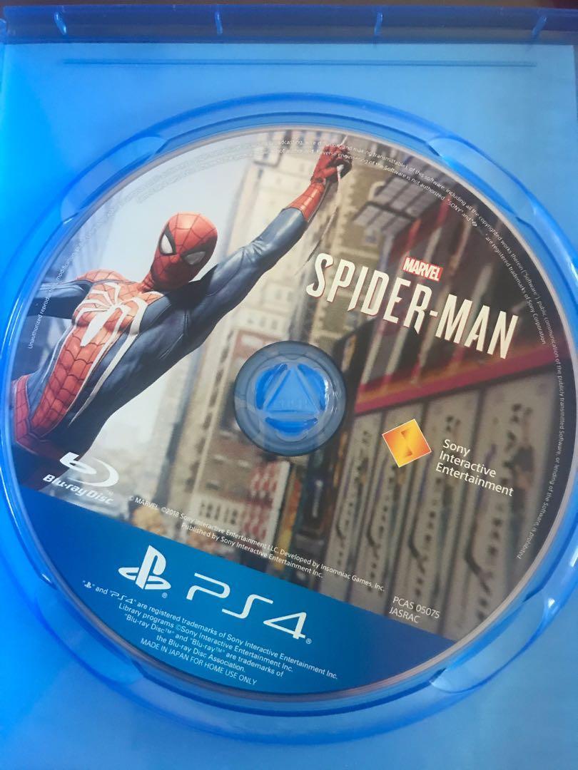 WTS Spider-Man