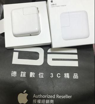 <現貨免運>Apple蘋果原廠30w電源轉接器(🉑️當天出貨