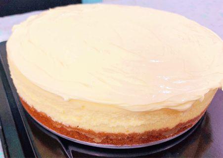 Homemade Blueberry Cheesecake (pre-order)