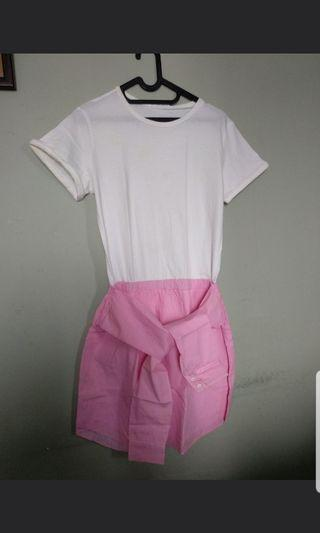 Dress mango ori hanya 2x pakai, harga belum ongkir