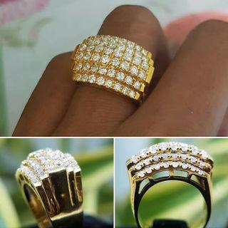Diamonds Ring Box line