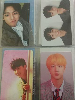 🚚 BTS Official Pcs