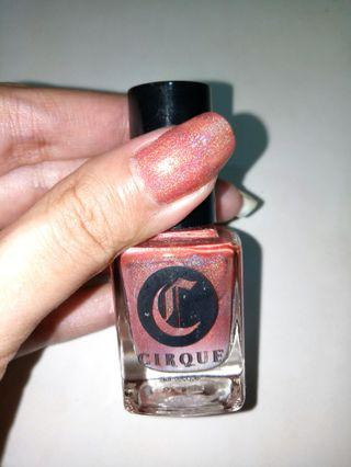 Cirque Nail Lacquer - Luminous Owl