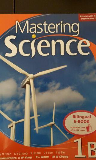 Mastering Science 1B