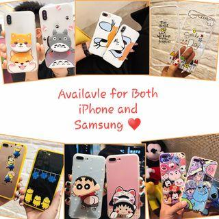 [PRE -ORDER] PHONE CASE FOR IPHONE AND SAMSUNG