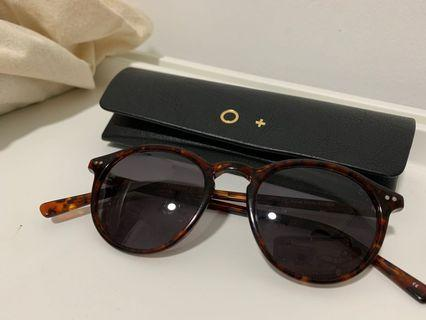 o+ sunglasses and glasses ( 2 frames )