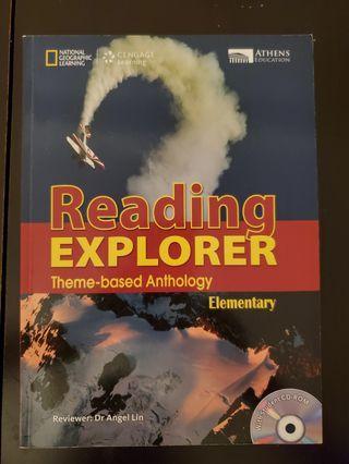Reading Explorer Theme-based Anthology ELEMENTARY (with CD)