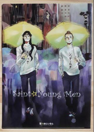 anime file (saint young men)