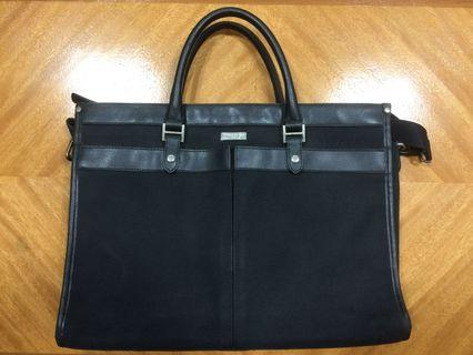 Authentic Comme Ca Ism Briefcase
