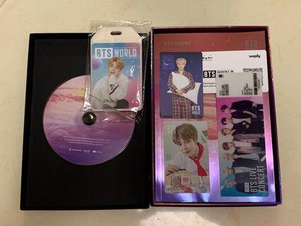BTS World OST 防彈