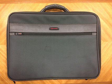 Authentic Samsonite Box Briefcase
