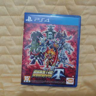 PS4 機戰T 中文版