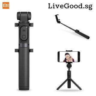 🚚 HOT! Xiaomi Selfie Stick Tripod (360Rotation, Bluetooth3.0)