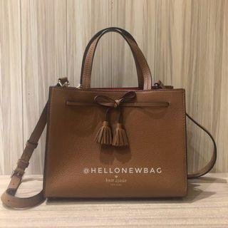 Tas kate spade original - kate spade small hayes in brown