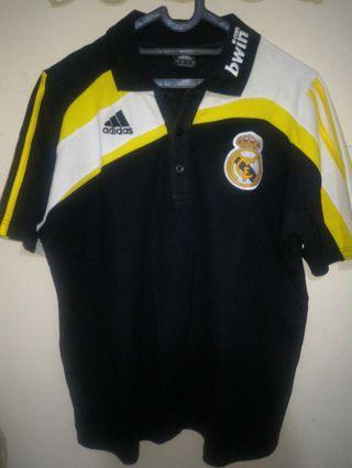 Kaos polo adidas Real Madrid