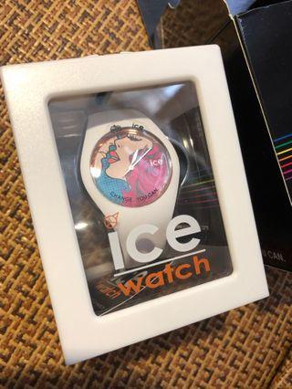 全新有盒 Ice Watch