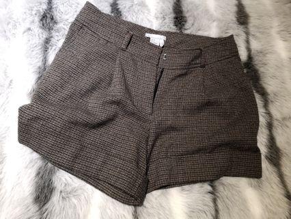 Plaid shorts H&M - size 6
