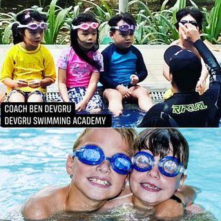 Children Private 1to1 or Small Group Swim Lessons - SwimSafer 2.0